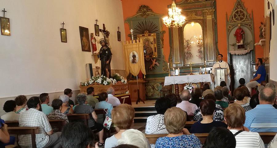 San Roque ha protagonizado la actividad en Villacañas con los actos de su festividad 1