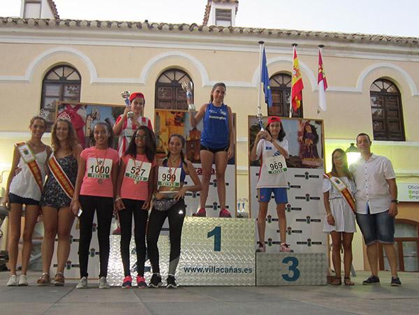 David de la Cruz y Beatriz Olivares ganaron la X CAPOVI