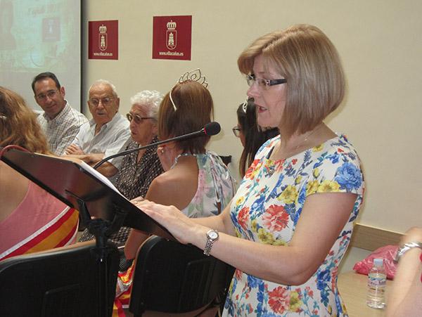 Villacañas rinde homenaje a sus mayores en las persona de Ángel Avilés y María Espada