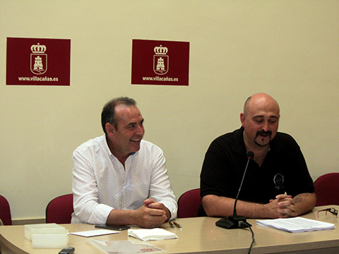 """""""El Maestro del Vino"""" ha llegado a Villacañas"""