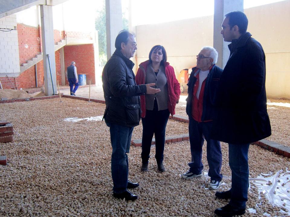 El alcalde confirma que Villacañas contará con un Museo Etnológico ubicado en los bajos de la plaza de toros