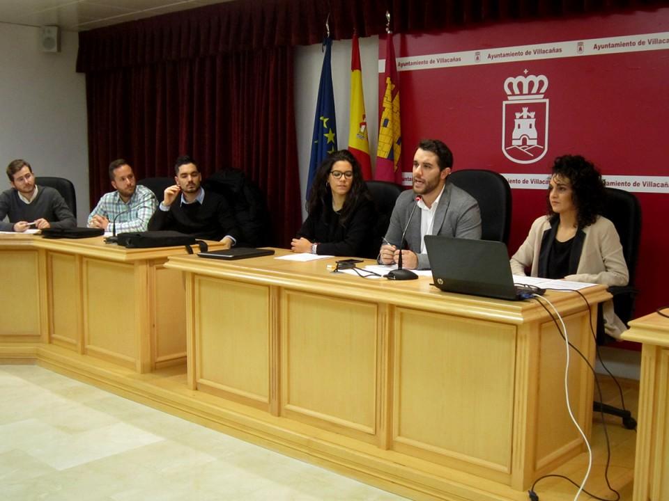 """Jornada de debate sobre la UE en """"Villacañas Discussion City"""""""