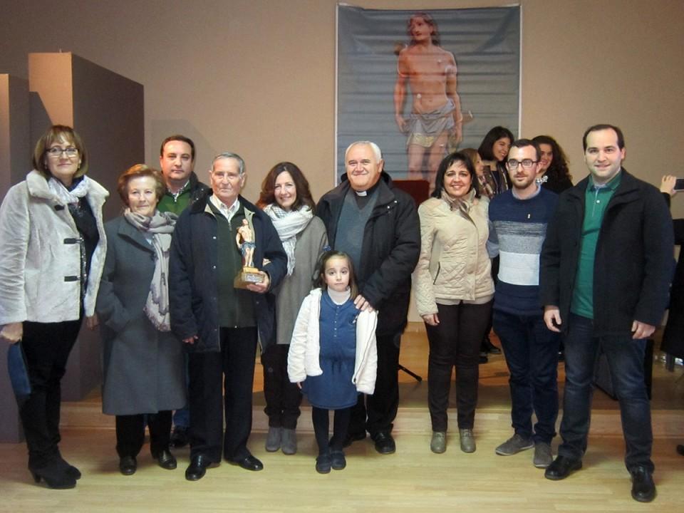 Comienzan los actos festivos en honor a San Sebastián