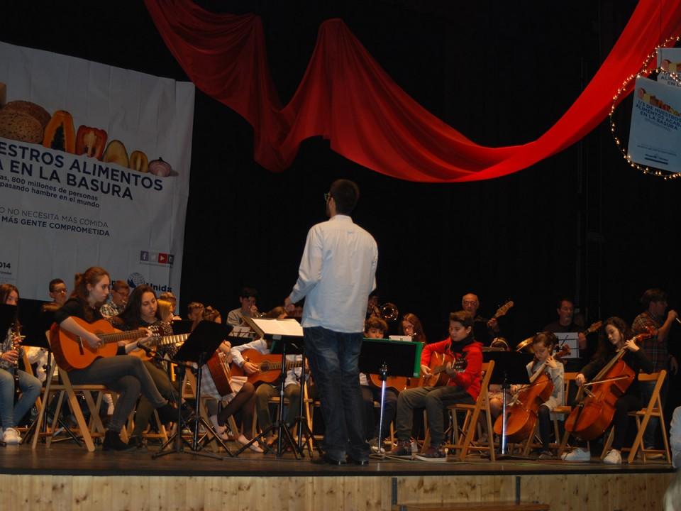 Manos Unidas celebra el sábado la segunda edición del 18º Festival de Artistas Locales