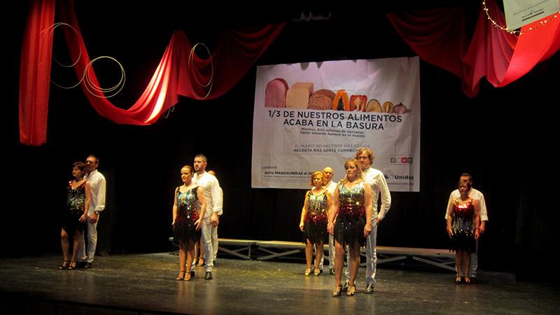 Manos Unidas celebra con éxito la segunda edición del XVIII Festival de Artistas Locales