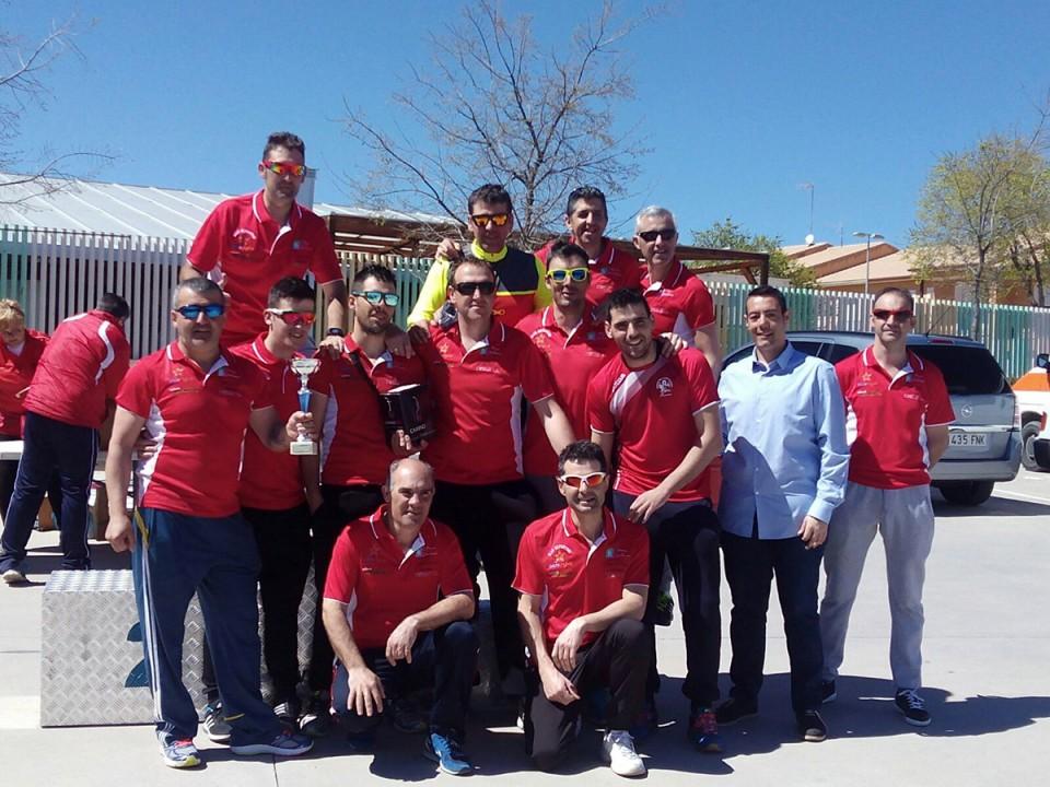 250 cicloturistas participaron en la MTB 8ª Parajes de Villacañas