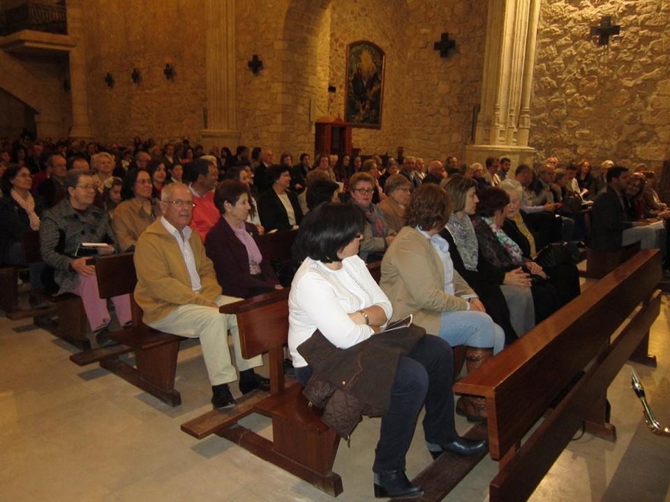 Procesiones, música sacra y pregón para iniciar la Semana Santa de Villacañas