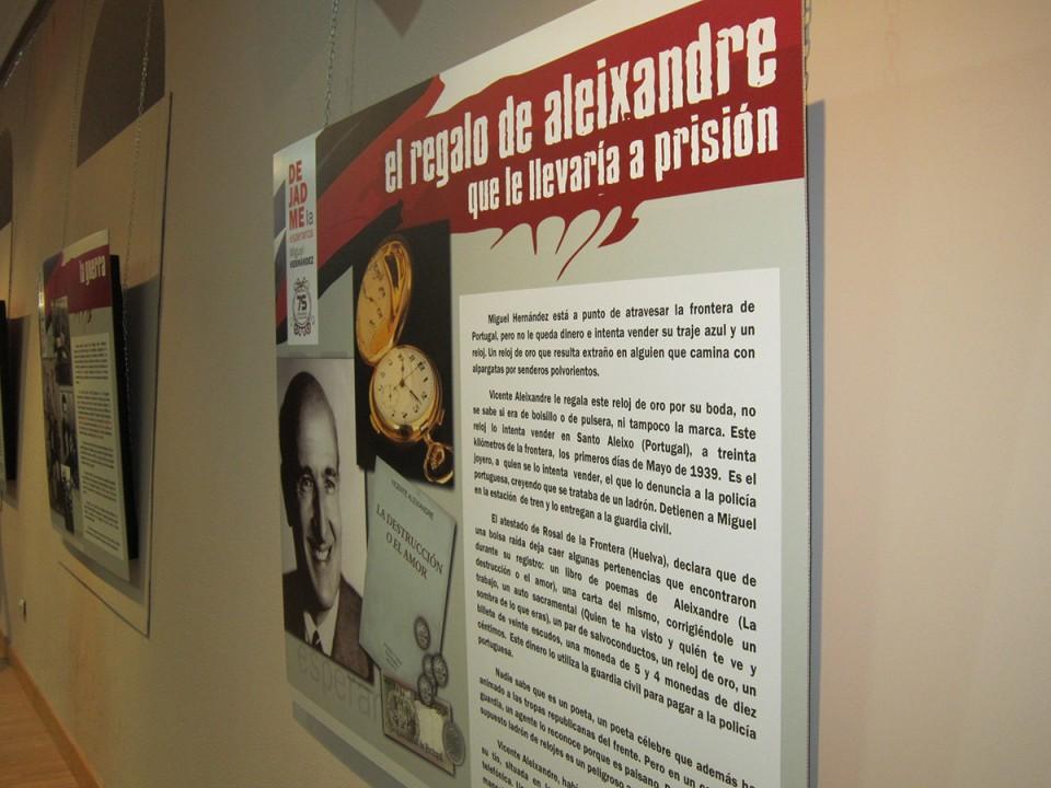 Villacañas recuerda a Miguel Hernández en el 75 aniversario de su muerte
