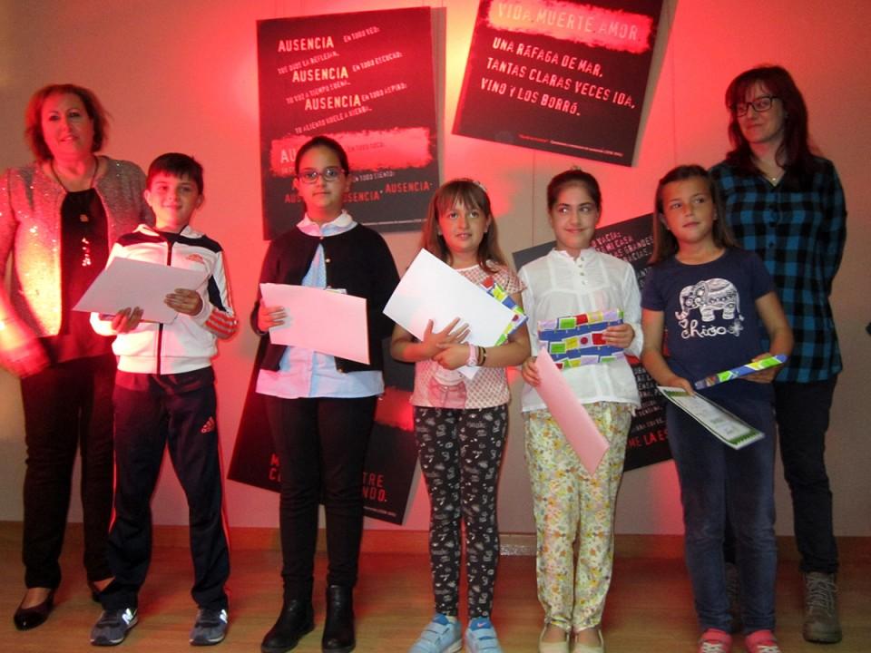 Entregados los premios del Certamen Literario de Alborada