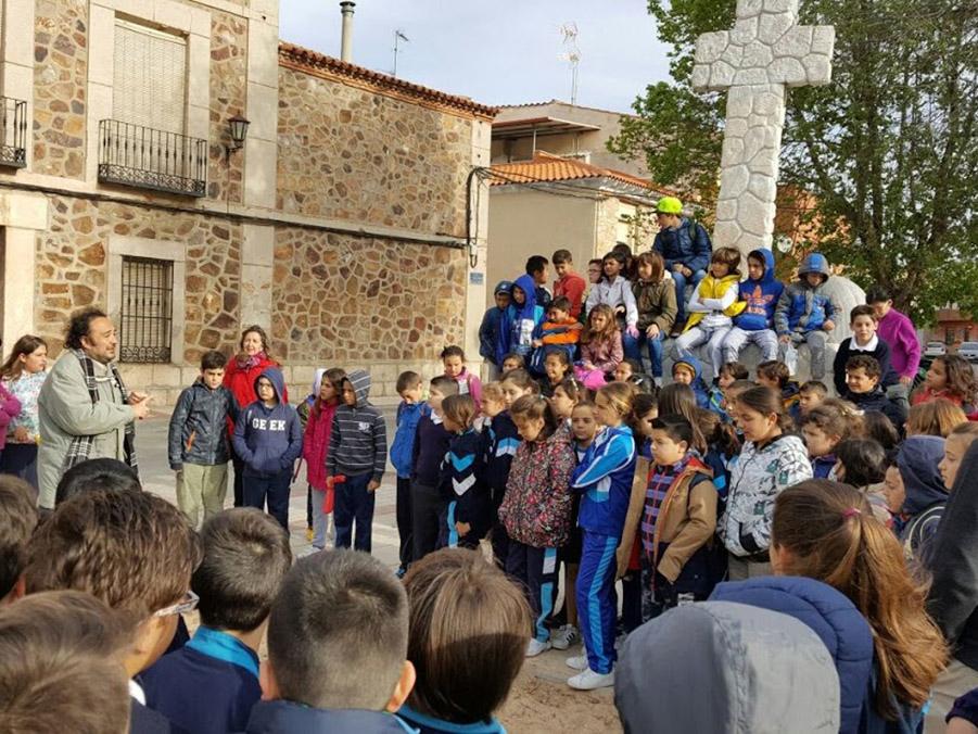 Actividades relacionadas con el turismo en el Día del Estudiante