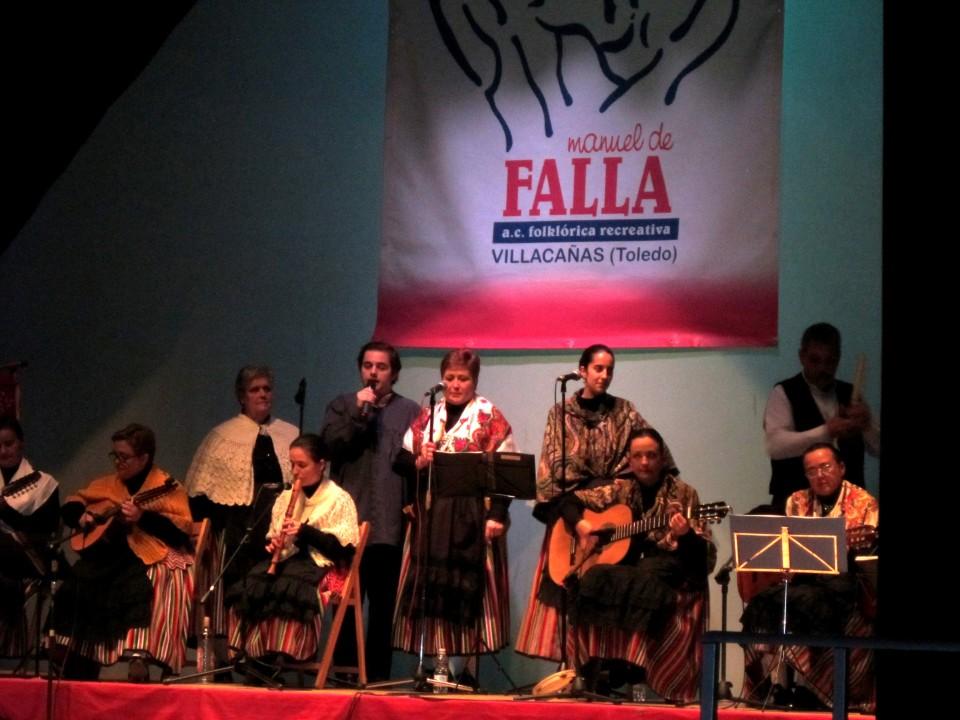 Villacañas celebró con los agricultores la festividad de San Isidro