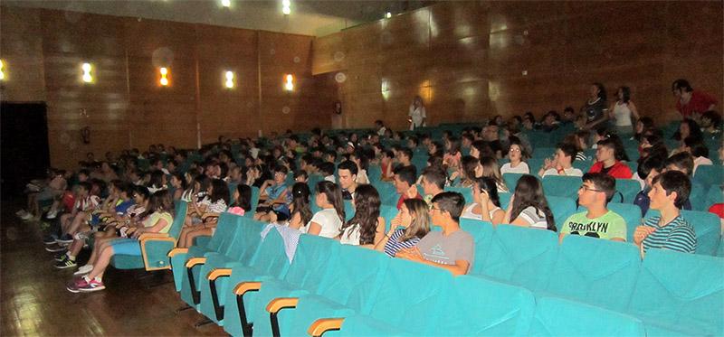 La Escuela Municipal de Teatro muestra su trabajo