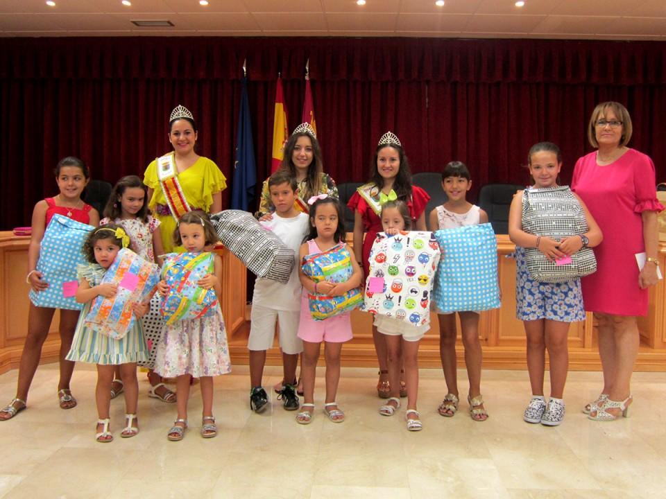 Artistas pequeños y mayores, protagonistas de la última mañana de la Feria 2017
