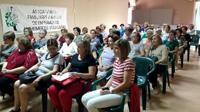 """AFA Villacañas inicia su Semana Cultural bajo el lema """"Sigo siendo yo"""""""