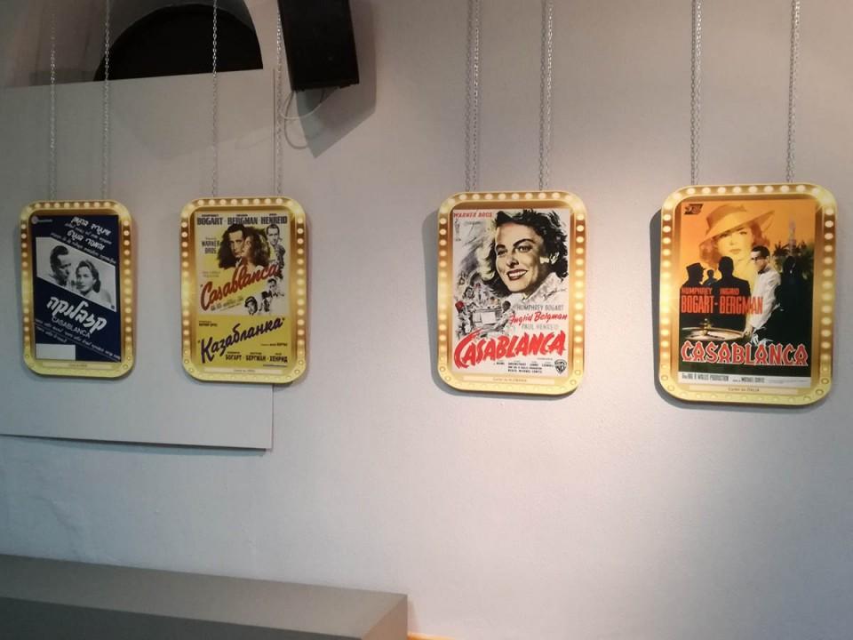 """Comienza FESCORA con la primera jornada de cortos y una exposición sobre """"Casablanca"""""""