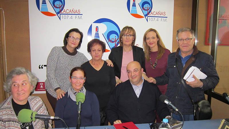 Reconocimiento a la asociación Grego Zaragoza en el Día Internacional de los Voluntarios