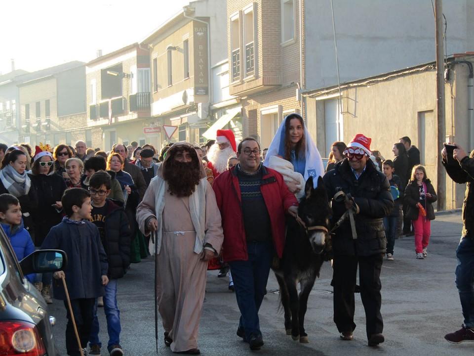 Bajada al Portal y Ofertorio para vivir la tarde de Nochebuena en Villacañas