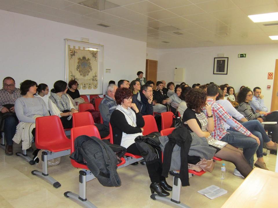 Jóvenes debaten en Villacañas sobre los conflictos