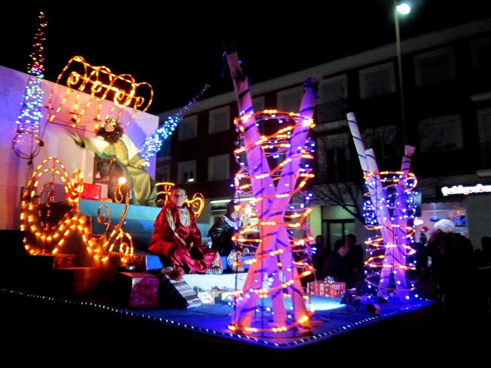 Villacañas se prepara para recibir a los Reyes Magos en una gran Cabalgata