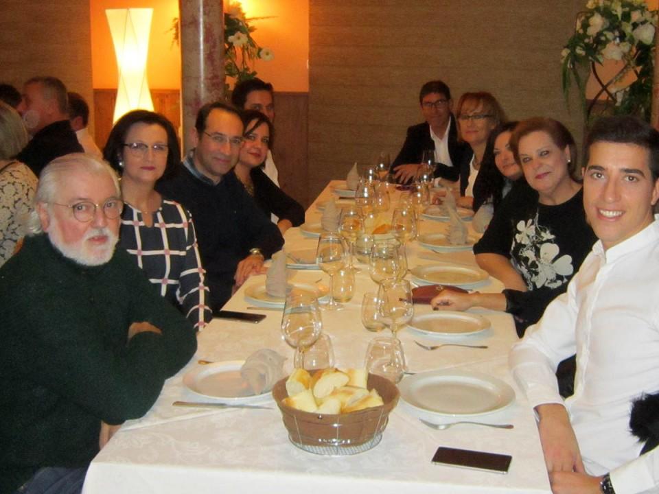 El sábado se celebró la cena benéfica contra el cáncer