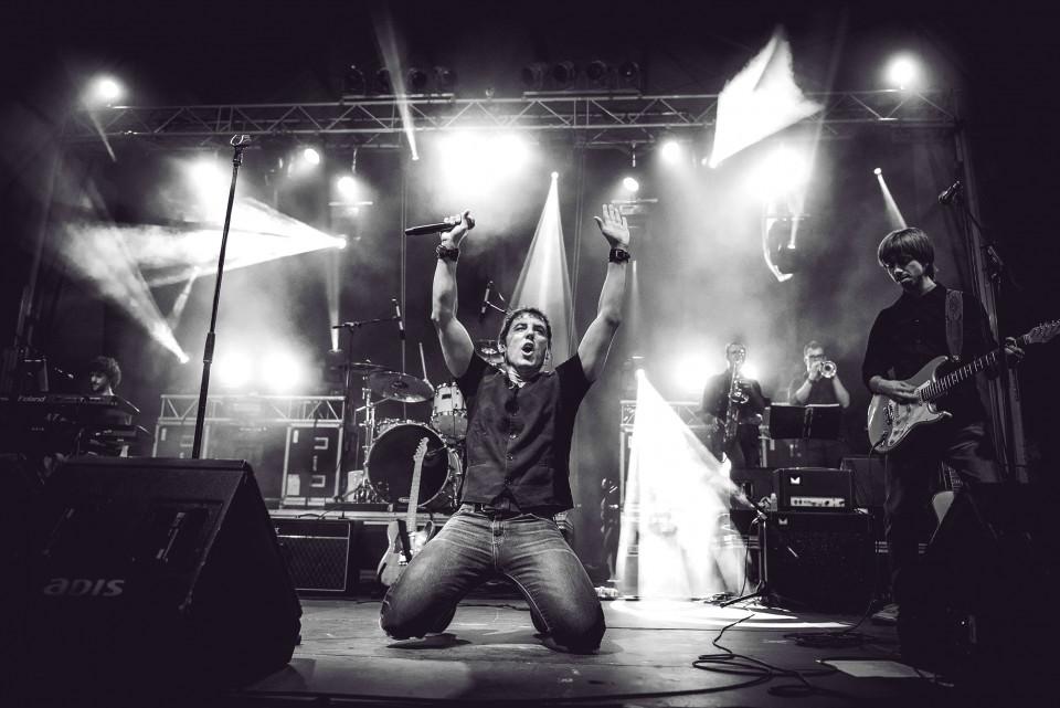 El presentador Manel Fuentes traerá la música de Springsteen al Día Grande de la Feria de Villacañas