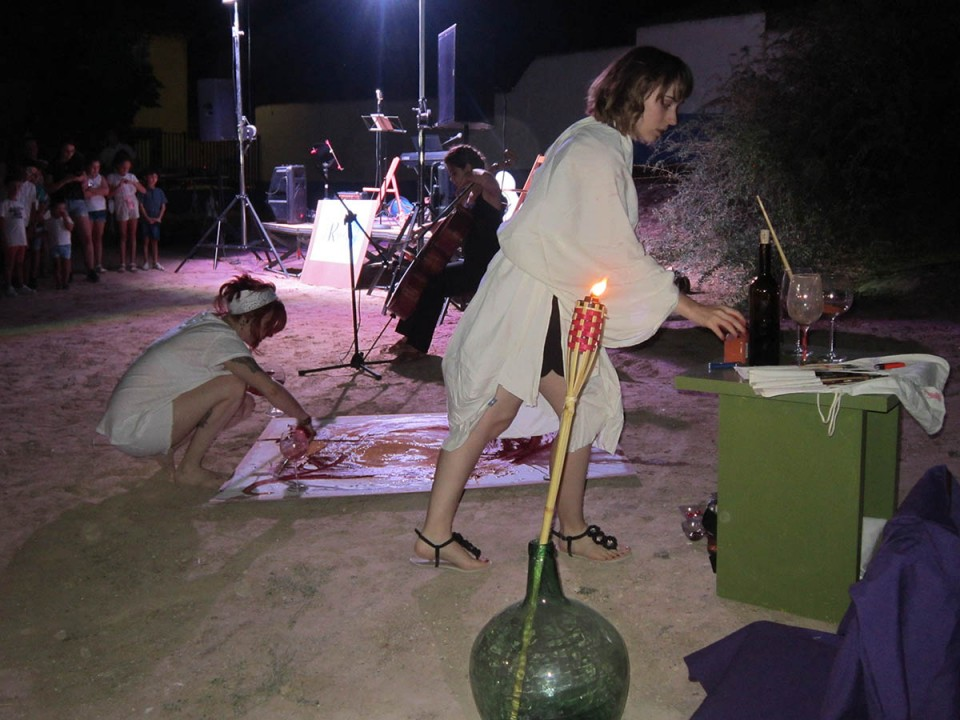 Noche en Tinto 2018: Cultura, vino y juventud en el marco del Museo del Silo