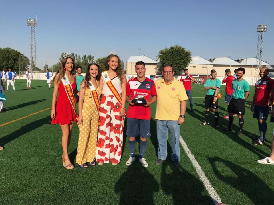 El CD Villacañas se presentó ante la afición en un Torneo de Feria que ganó el Unión Adarve de 2ª B
