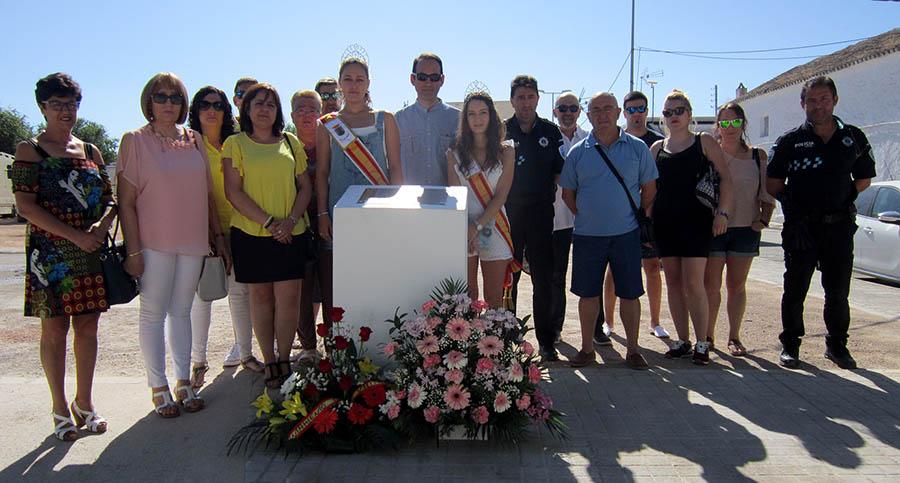 Recuerdo y homenaje a las víctimas del accidente de la Feria de 2011