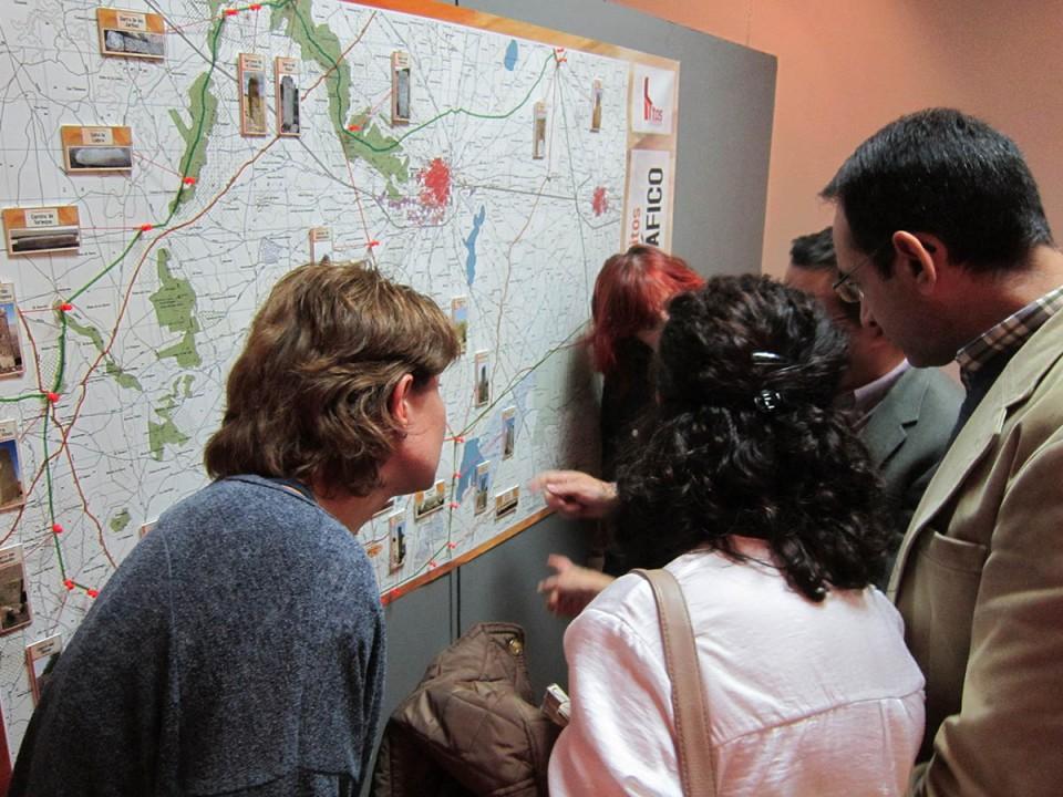 """Con la apertura de la exposición """"Hitos"""" y dos investigaciones históricas sobre Villacañas comenzaron las 6ª Jornadas """"Luis García Montes"""""""