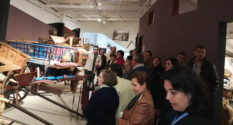 """Presentado """"Los orígenes de Villacañas"""", el último libro para niños de Rosa Mª Torres"""