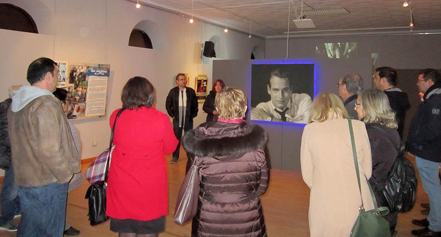 Exposición sobre Paul Newman y primeras proyecciones de FESCORA 2018