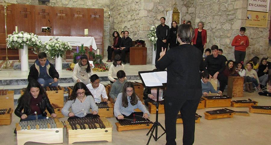 Concierto de villancicos para comenzar la Navidad Musical