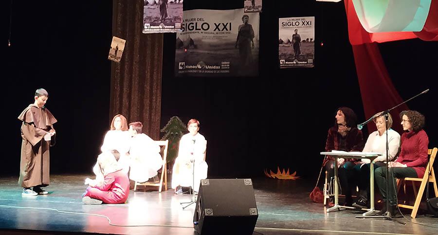 Manos Unidas celebra con éxito la segunda edición del XX Festival de Artistas Locales