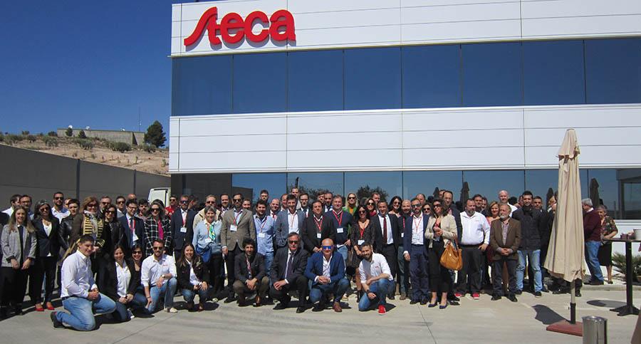 Desembarca en Villacañas la compañía Steca Ibérica, comercializadora de productos del sector de generación fotovoltaica