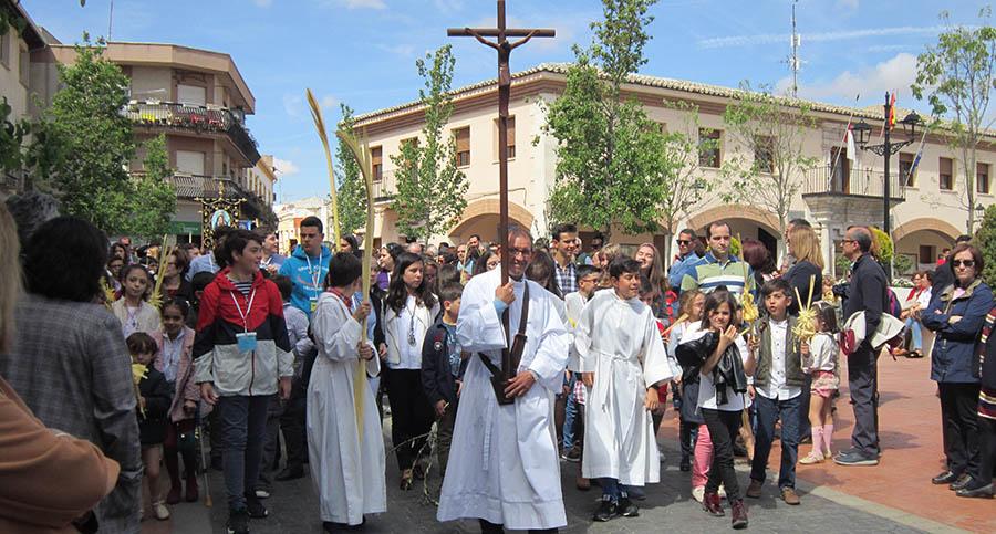 Comenzó una Semana Santa de Interés Turístico Regional