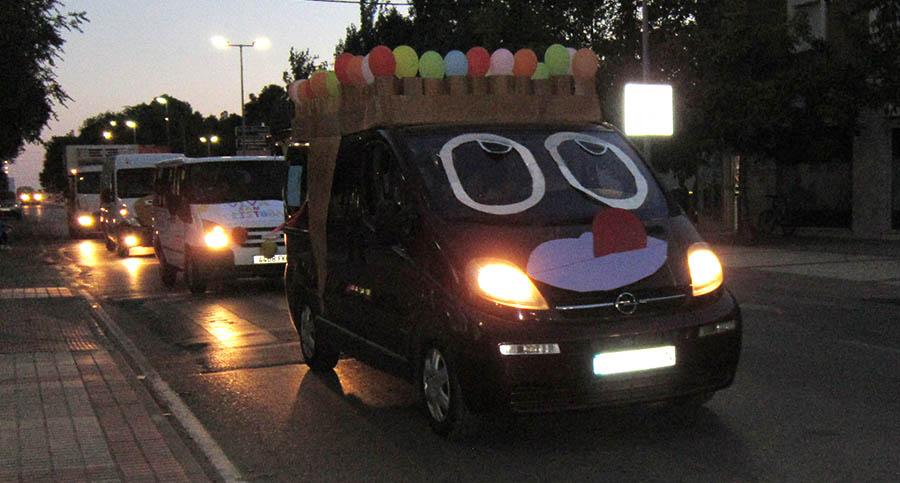 Los conductores han celebrado San Cristóbal por todo lo alto