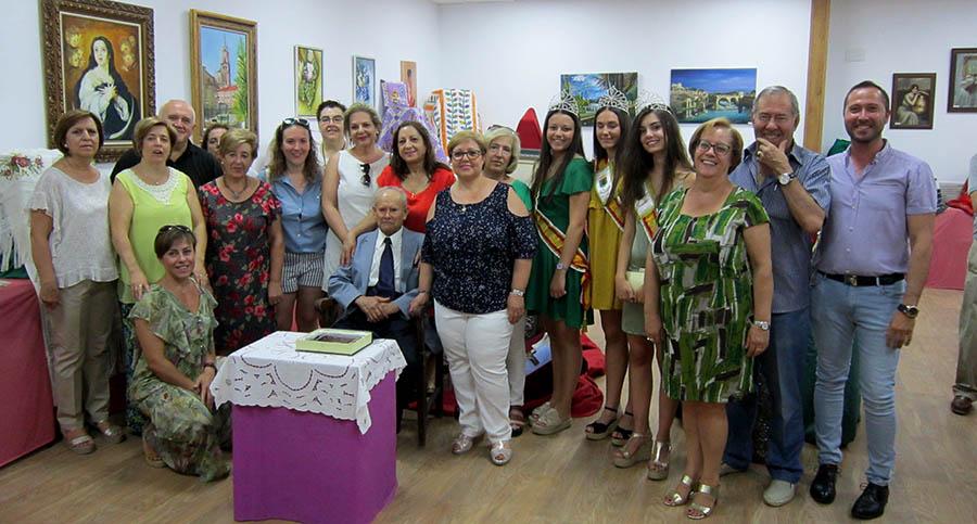 Homenaje a Antonio García de la Torre Simón y entrega de premios del Concurso de Pintura Infantil al Aire Libre