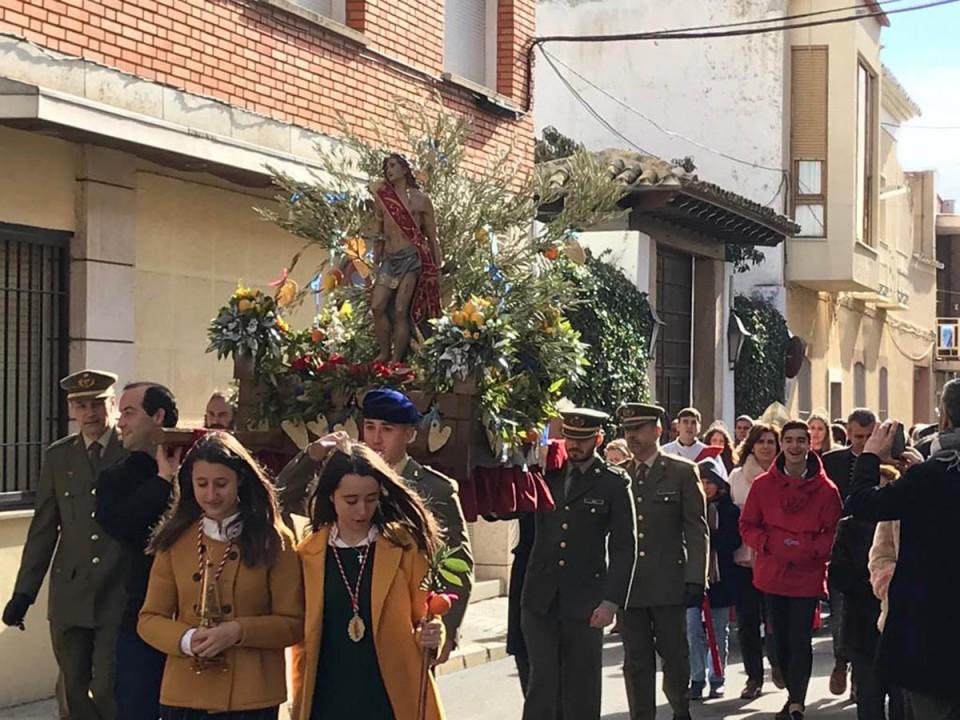 Este fin de semana, celebraciones de San Antón y San Sebastián