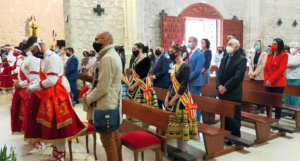 Villacañas celebró con fervor la festividad del Cristo de la Viga