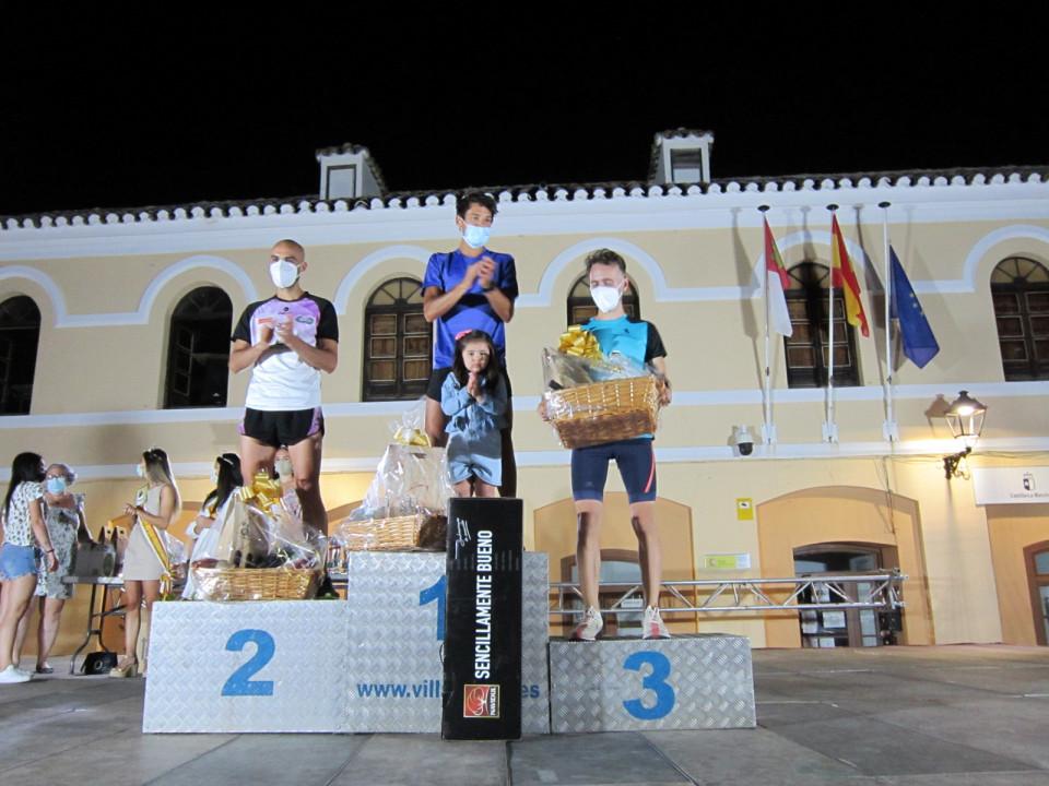 Daniel Santacruz y Mª Victoria García-Vaquero ganaron la 14ª CAPOVI de Villacañas